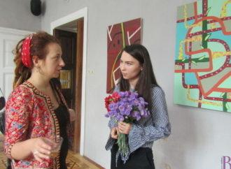 Винниківська мисткиня Уляна Щабель презентувала персональну виставку