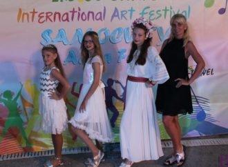Вихованки Народного дому здобули перше та два других місця на фестивалі в Греції