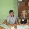 Мешканці Винник активно голосують на позачергових виборах до Верховної Ради України (фоторепортаж із дільниць для голосування)