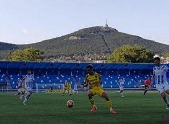 «Рух» провів два поєдинки у Словаччині