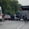 У Підберізцях трапилася ДТП із трьома транспортними засобами, є потерпілі
