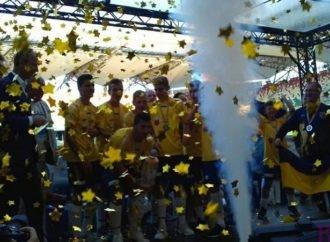 Команда «Копа», в складі якої щороку виступають учні школи-інтернату Винник, – знову перемогла на Чемпіонаті світу з футболу