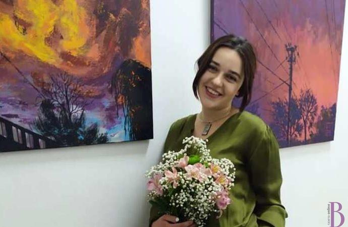 Колекція неба: винниківчанка Ірина Лоїк представила виставку «Очима інших»