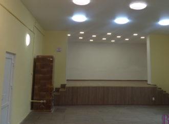 У Винниках відремонтували Будинок дитячої та юнацької творчості