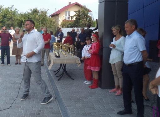 У Винниках розпочався футбольний турнір імені Богдана Маркевича