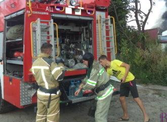 За фактом пожежі у Чишках порушено кримінальну справу