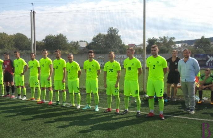 У середу винниківський «Жупан» запрошує вболівальників на футбол