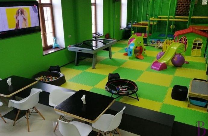 У Винниках відкрили дитячий розважальний центр «Джуманджи»