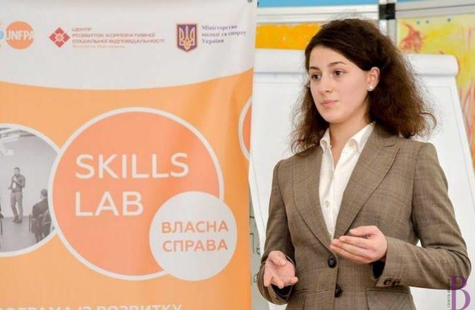 Дівчатa STEM: винниківчанка Марія Свириденко – засновниця філіалу у Львові