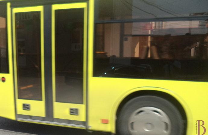У неділю до 11:30 автобуси №5а курсуватимуть за зміненим маршрутом