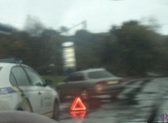 На автодорозі поміж Львовом і Винниками трапилася ДТП