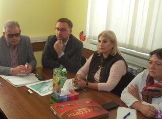 У Винниківській міськраді обговорили проблеми безпеки дітей