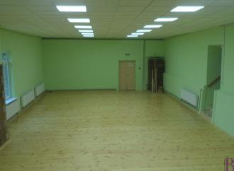 У Народному домі Винник завершили ремонт концертної зали