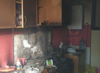 У квартирі на вулиці Винна Гора у Винниках виникла пожежа