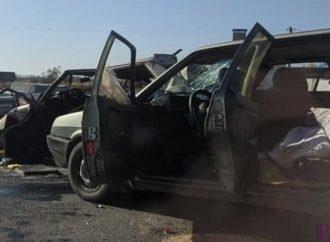 У ДТП неподалік Ямполя постраждало немовля