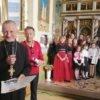 У винниківському храмі Воскресіння відбувся фестиваль дитячої духовної пісні