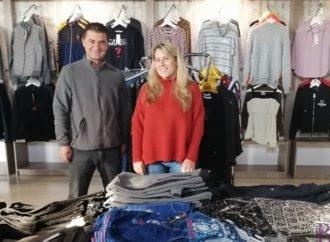 Громадянин Кіпру з дружиною відкрив у Винниках магазин мультибрендового формату