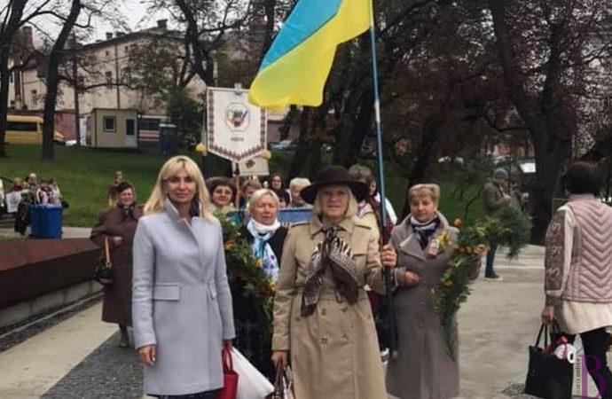 Винниківський осередок «Союзу українок», Народний дім Винник взяли участь у святкуванні Дня союзянки