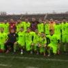 Винниківські футболісти посіли друге місце в Кубку ЛОАФ «Колос»