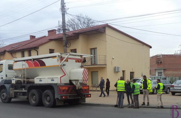 Упродовж п'ятого – шостого листопада у Винниках перекриють частину центральної вулиці Галицької для проїзду автотранспорту