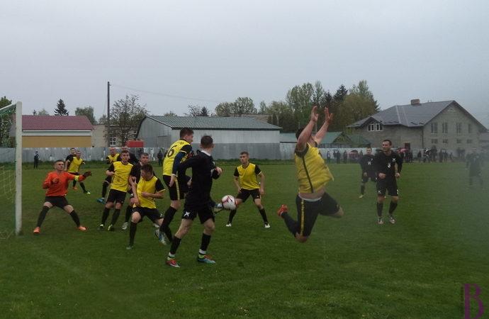 У неділю винниківський ФК «Жупан» запрошує вболівальників на футбол!