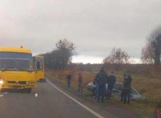 У ДТП біля Підберізців було травмовано десять школярів