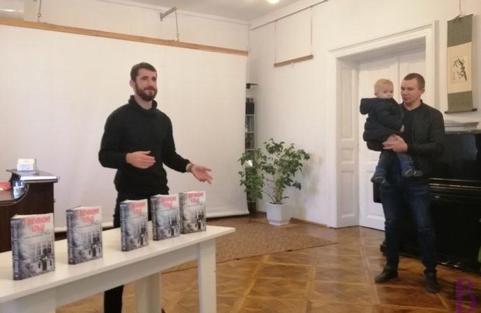 Винниківчани-захисники Луганського аеропорту Віталій Кобрин і Юрій Фарасей розповіли свої історії з війни