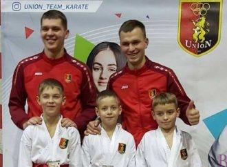 Півсотні каратистів із Винник показали високі результати у Клубному турнірі «Юніон»