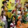 Дошкільнята запросили на свято «Осінь-чарівниця»