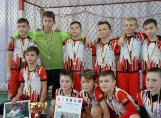 Винниківські футболісти стали переможцями престижного дитячого турніру
