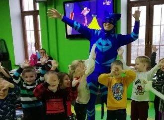 Святий Миколай запрошує малят і батьків на фантастичне свято в дитячий розважальний центр «Joomanji»