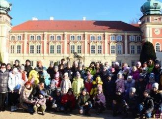 Вихованці «Святослава» зустрілися зі святим Миколаєм у Польщі (Фото)