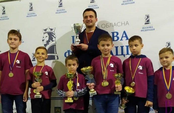 Фінал обласного шахового турніру «Юні таланти» вперше відбувся у Винниках (відео)