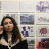 Роботи винниківчанки Уляни Щабель демонструють на масштабній виставці в Києві
