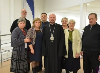 Владика Степан Сус уперше як єпископ очолив Літургію