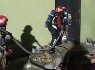 У селі Лисиничі виникли аж дві пожежі