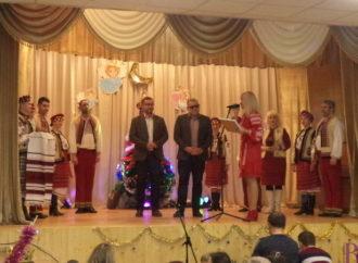 У Народному домі Винник відбулося свято Маланки