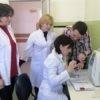 Аналіз крові тепер робитимуть за дві хвилини: поліклініка Винник отримала сучасний гематологічний аналізатор