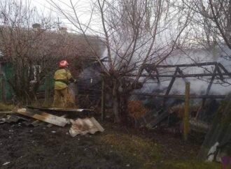 Винниківські пожежники врятували мешканців села Журавники від вогню