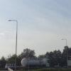 Біля світлофору у селі Чишки маршрутка потрапила в аварію