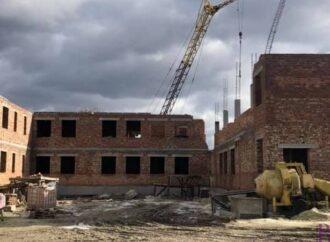 У Чишках будують нову школу (фото)
