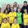 Тренер дівочої команди «Жупанка» Ірина Чайка побувала на спеціальних курсах у Швейцарії