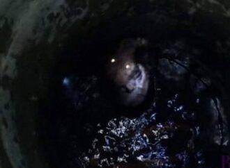 Винниківські надзвичайники врятували собаку з криниці