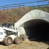У Винниках триває будівництво тунельного шляхопроводу