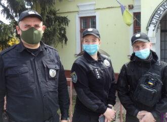 Правоохоронці під час карантину посилено патрулюють вулиці Винник