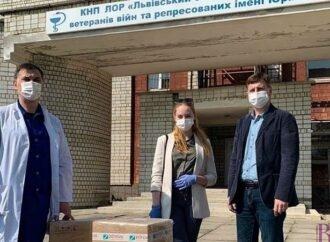 У скількох пацієнтів винниківського госпіталю підтверджено COVID-19: статистика 30 квітня