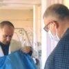 Міський голова Винник Володимир Квурт розповів про готовність госпіталю до прийому хворих на Covid-19