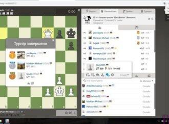 Шахова школа «Black & White» під час карантину проводить баталії онлайн