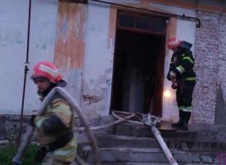 Винниківські пожежники врятували від вогню хату в Гончарах