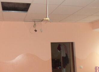 У Народному домі Винник ремонтують приміщення навчальних класів